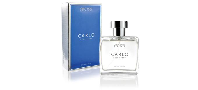 Carlo Pour Blue