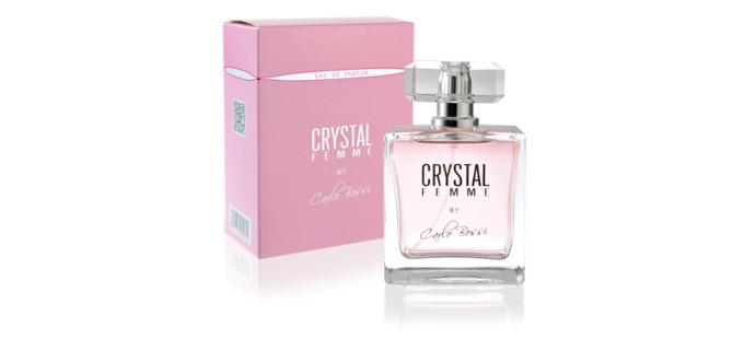 Crystal Femme Rose