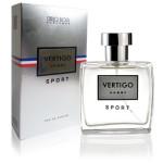 Парфюмерная вода Vertigo Sport - Сarlo Bossi Parfumes